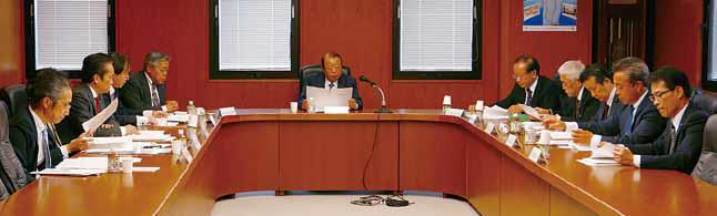 平成29年度事業計画案を審議する公益事業委員会