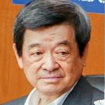 会長小林栄三の写真