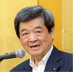 会長 小林栄三の写真