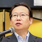東京国税局長 藤城眞氏の写真